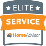Glasscapes, Inc. is a HomeAdvisor Service Award Winner